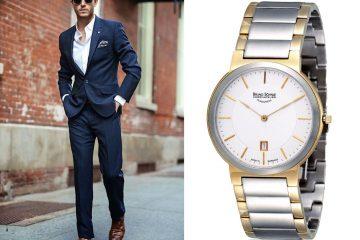 Lưu ý chọn đồng hồ nam phù hợp