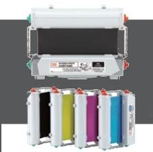 MỰC IN INK RIBBON dùng cho máy CPM-200GM