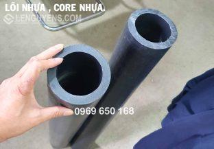 Lõi nhựa dày D76 (Cuộn túi Nilon)