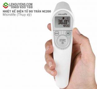 Nhiệt kế điện tử đo Trán NC200 (Thuy sỹ)