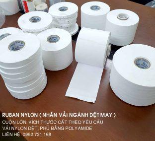 Ruban Nylon (Nhãn vải ngành dệt may)