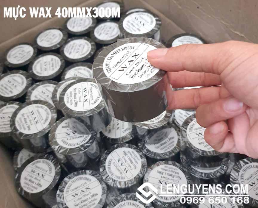 WAX 40MMX300M