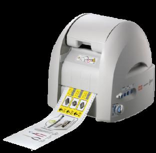 Máy ín và cắt nhãn tự động CPM-100HG5 (độ phân giải cao)