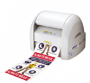 Máy in và cắt nhãn tự động CPM200